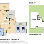 8 Featherwood Place, Thornton floor plan